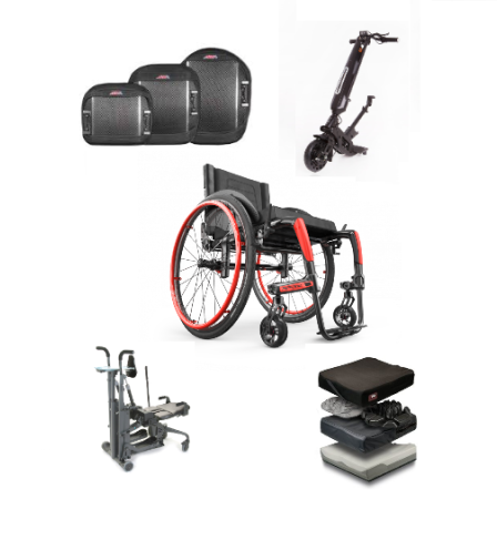Request a wheelchair trial